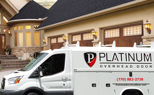 Dunwoody Garage Door Repair And Installation Platinum Overhead Door