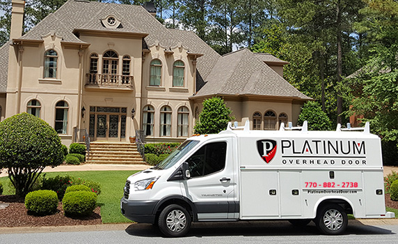 Alpharetta garage door repair platinum overhead door for Alpharetta garage door