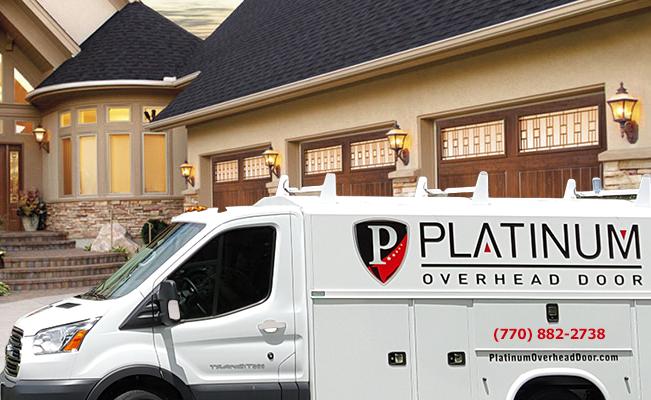 Dunwoody Garage Door Repair And Installation Platinum Overhead Door